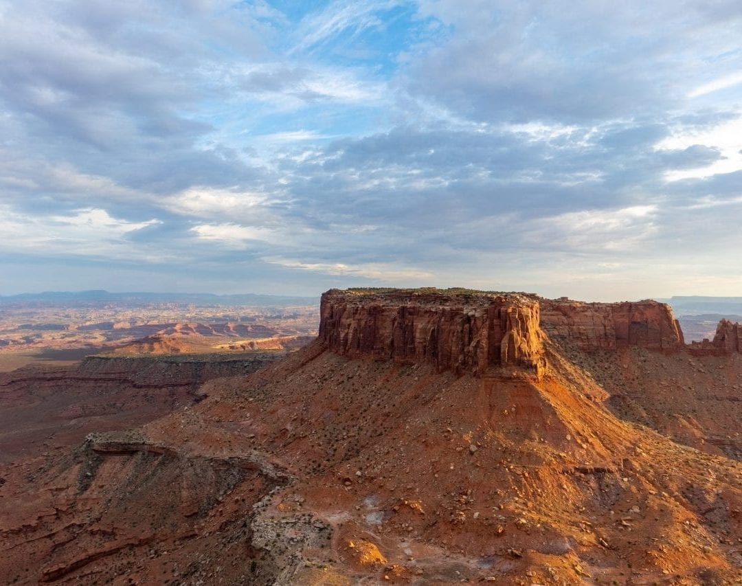 Grand View Point Overlook, Canyonlands
