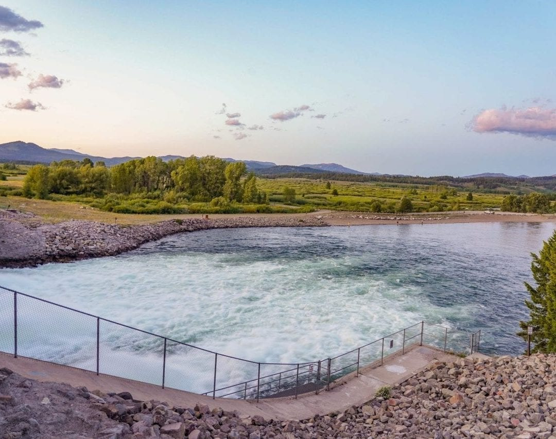 Jackson Reservoir Dam: Top Things to do in Jackson Hole, Wyoming & Grand Teton National Park