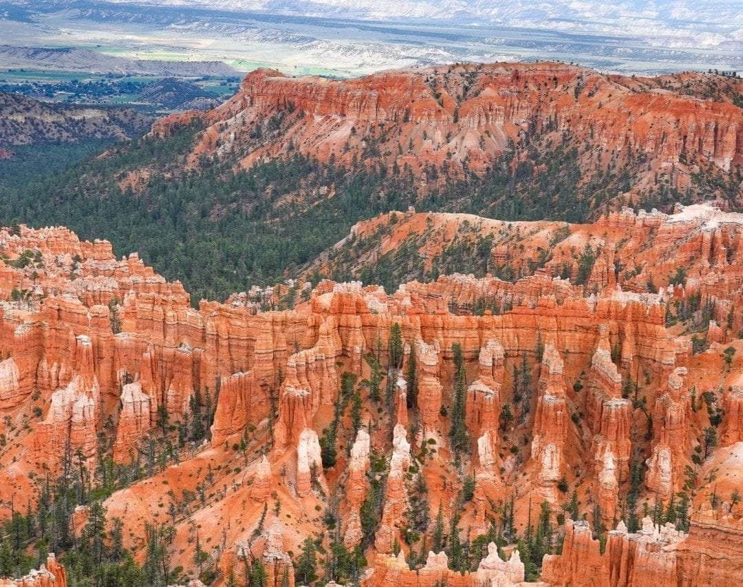 Rim Trail, Bryce Canyon