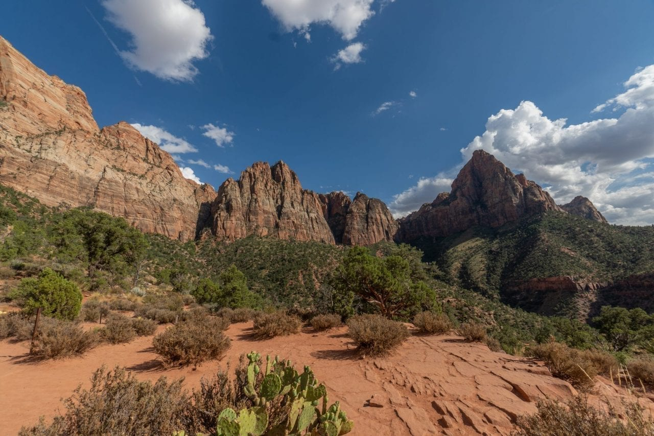 Watchman Trail, Zion National Park