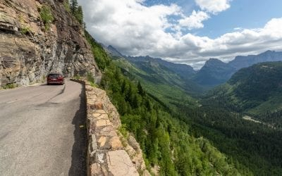 Driving the Going-to-the-Sun Road, Glacier National Park – Best Guide and Tips