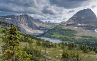 Glacier National Park Map: 13 Things to See in 4 major Areas of Interest