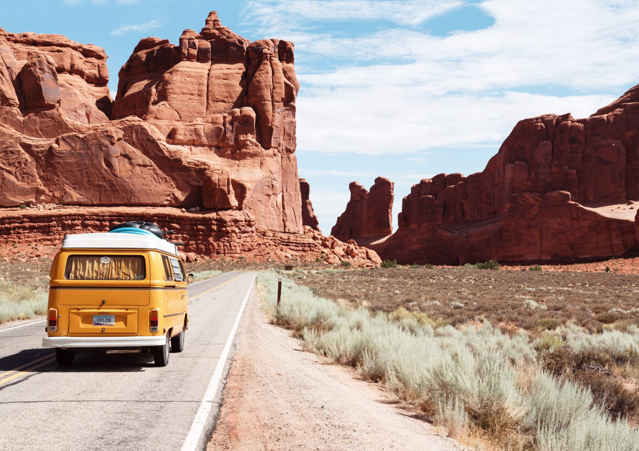 19 national parks road trip