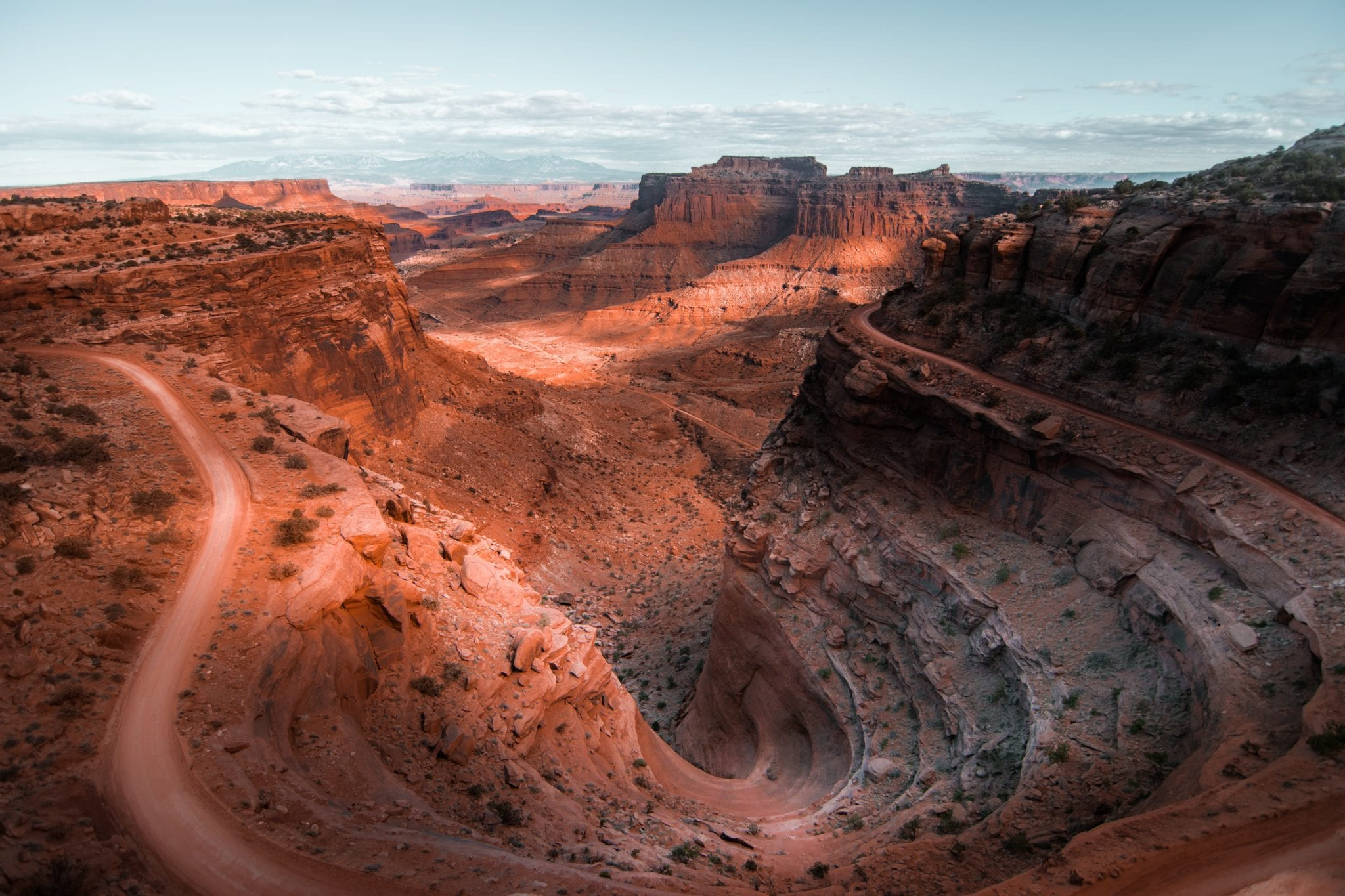 Shafer trail canyonlands cover