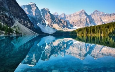 Visiting Banff National Park, The Crown Jewel of Canadian Rockies